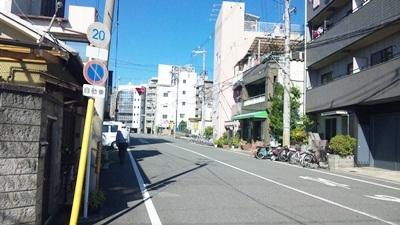 寺田町の鍼灸院