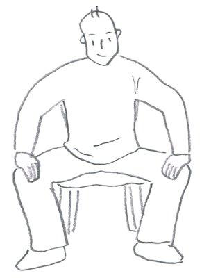 肩こりなど慢性疲労に肩入れストレッチ