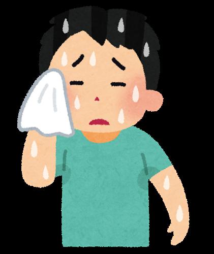 汗かき体質の改善法