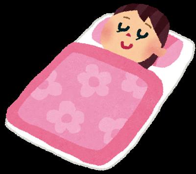 筋肉をほぐしていい睡眠を